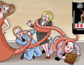 Галина Шабшай. Второй тип EQ киллера – «Змея». Нужно ли бояться и как защищаться?