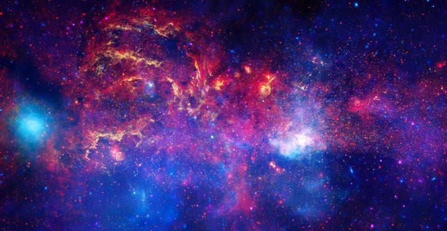 Основные законы Вселенной. Закон полярности.