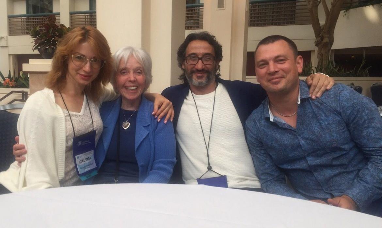 Международная конференция International Enneagram Association, California, 2012