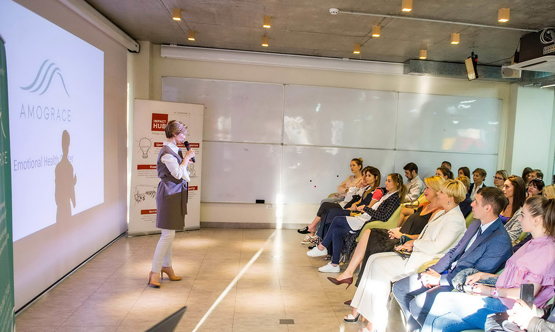 Презентация авторских книг Галины Шабшай, Одесса, 2018