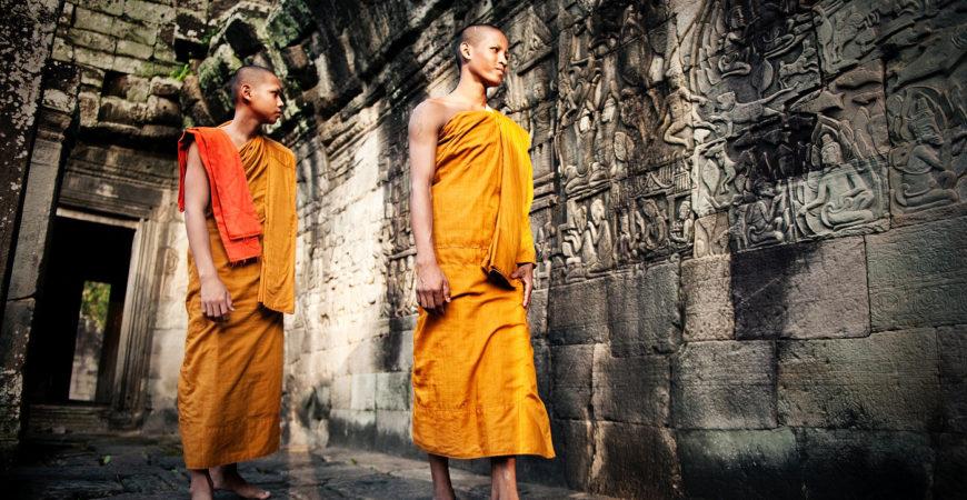 Буддизм и 4-е измерение
